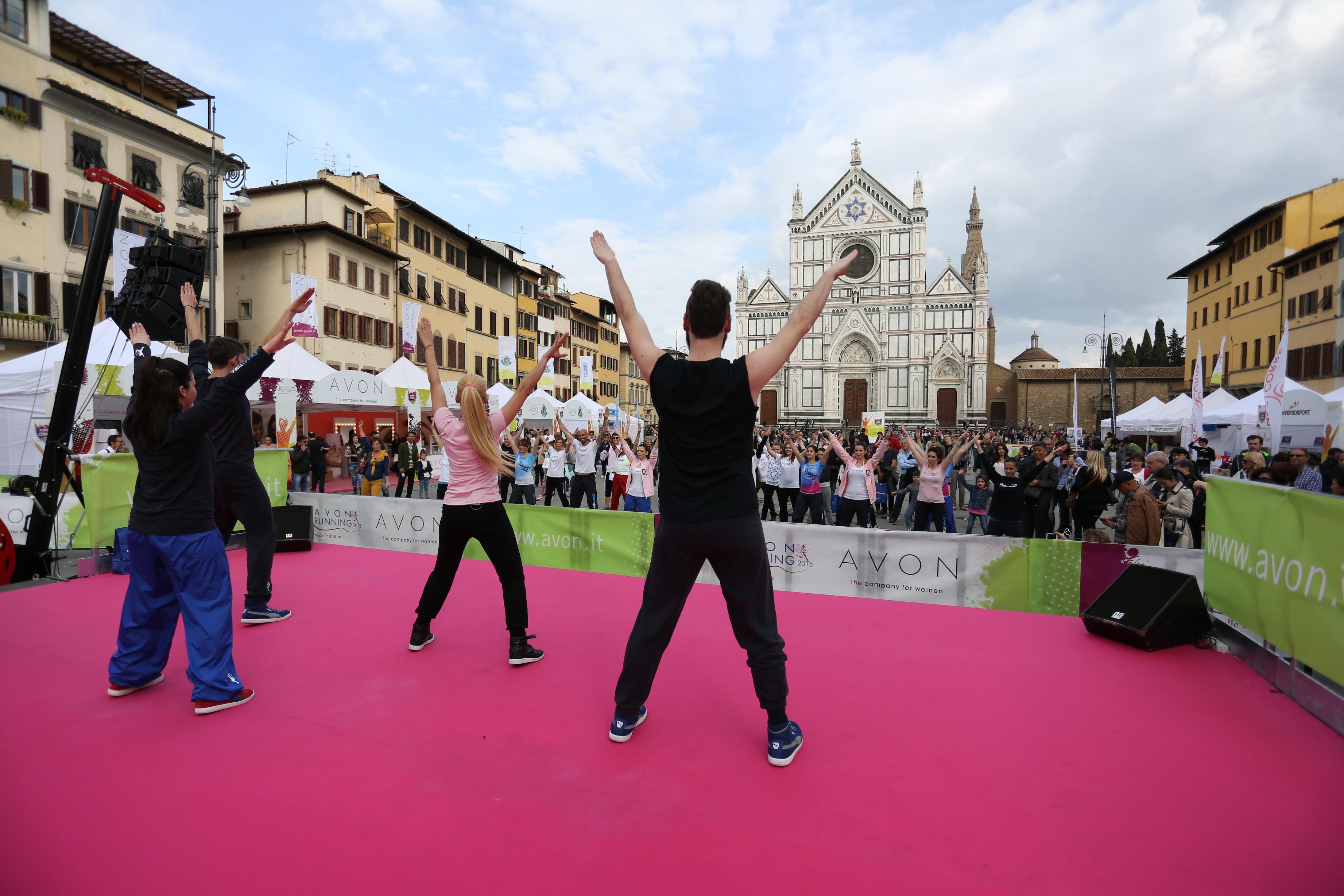 Villaggio Avon Running Firenze