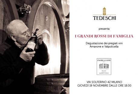 Invito-Degustazione vini Tedeschi da enoteca Cotti_19.11.2015